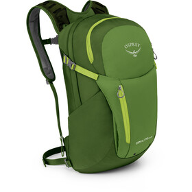 Osprey Daylite Plus Selkäreppu, granny smith green